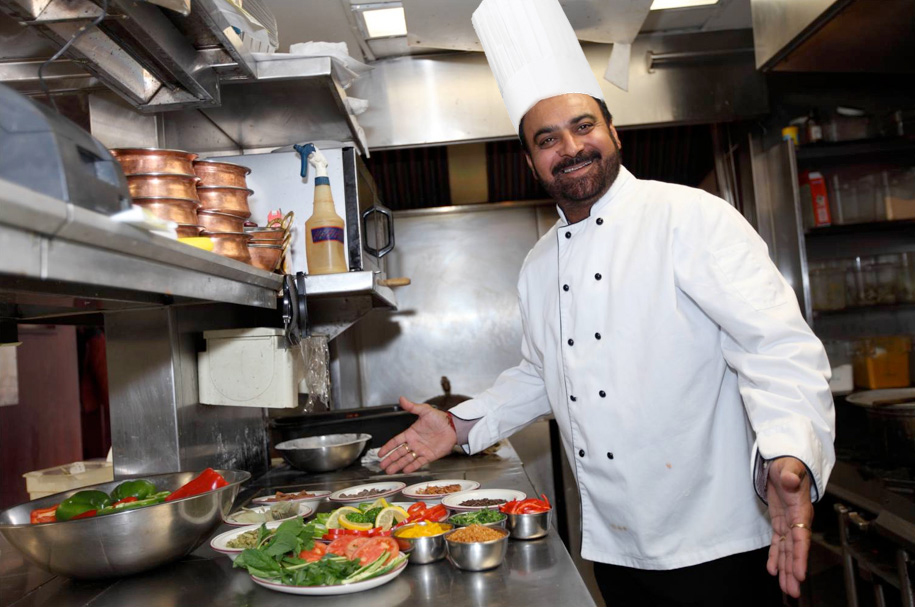Halal Ready Made Meals Executive Chef